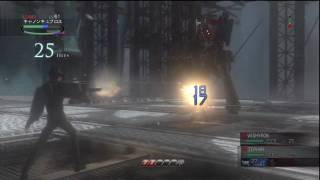 [PS3 JP] エンド オブ エタニティ/Resonance of Fate Chap. 6 boss Corpse Cannon