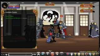 Kingkiller2013 - AQW How To Get Chunin Class and Set Fast! 30-45 minutes