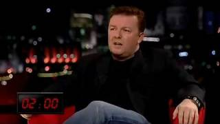 2 Minutes with Ricky Gervais