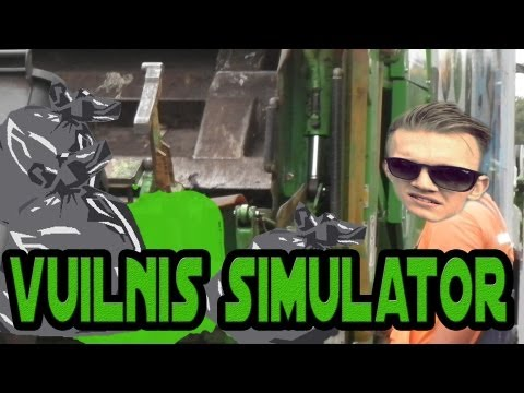 MILAN SPEELT VUILNIS SIMULATOR
