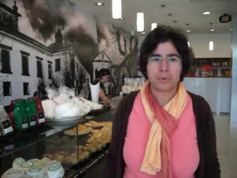 """Pastelaria """"O Afonso"""", de Olga Cavaleiro: em Tent�gal"""