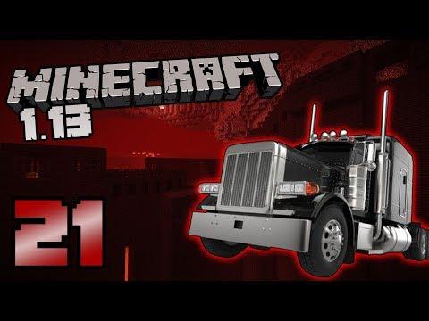 Minecraft 1.13 - Duo Survival [NL] Ep.21 (Netherhonks!)