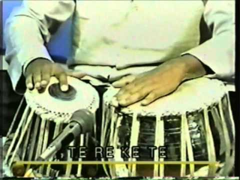 Tabla- Lesson 1 -te Re Ke Te video