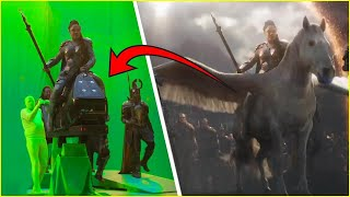 যেভাবে বানানো হয় হলিউড সিনেমা, দেখলে চোখ কপালে উঠবে || Amazing Before & After Hollywood VFX