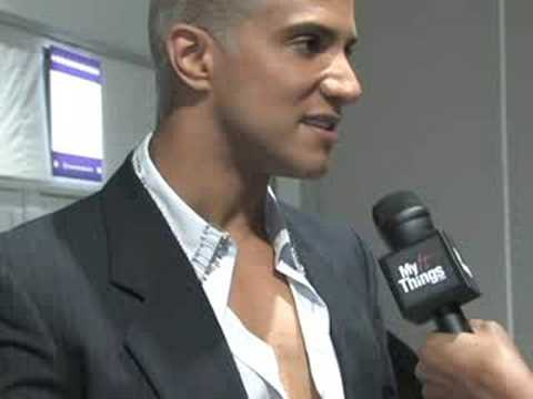 Jay Manuel (ANTM) Interview - New York Fashion Week Spring 2009 Video