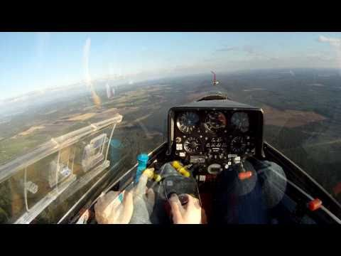 Exclusive! Gliding in HD!