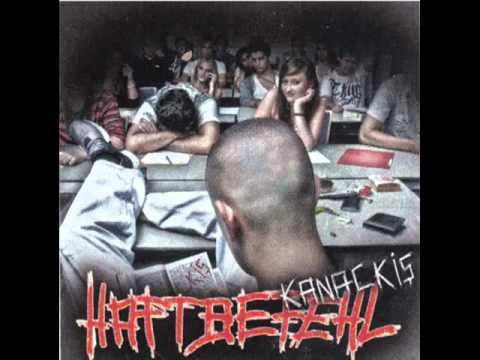 haftbefehl neues Album Kanackis ANFANG 2012