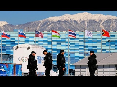 Countdown to opening ceremony of Sochi Winter Olympics