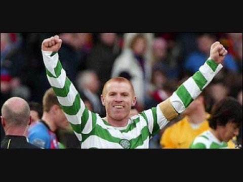 Neil Lennon, a Celtic legend