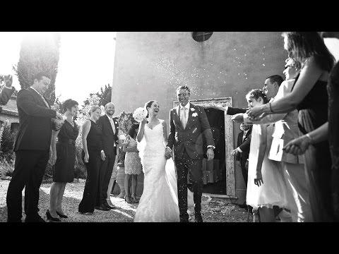 beautiful tuscany destination wedding in italy by wedding