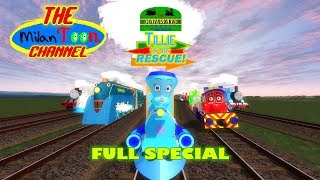 Tillie to the Rescue! | The Railways of Crotoonia (Episode 1/Special 1)
