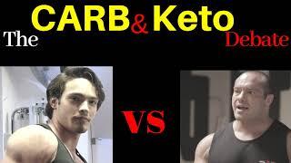 The CARB & Keto Debate - Menno Henselmans vs Dr. Mike Israetel