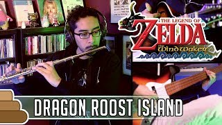 Nagata, Wakai, Minegishi & Kondo - Dragon Roost Island [The Legend of Zelda: The Wind Waker]