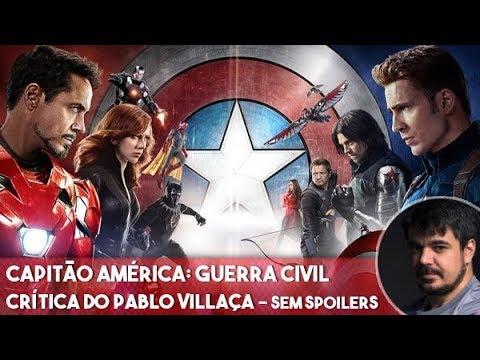 Capitão América: Guerra Civil - Comentários SEM spoilers