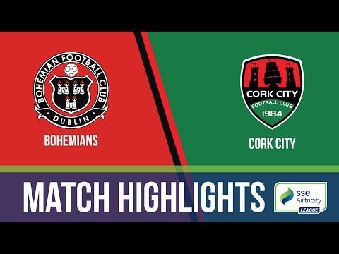GW33: Bohemians 1-0 Cork City