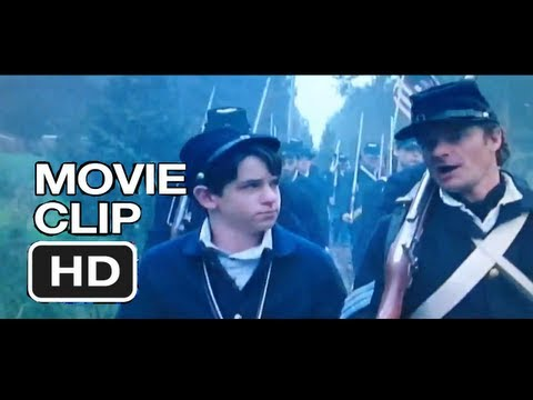Diary Of A Wimpy Kid: Dog Days Movie CLIP - Civil War Reenactment (2012) - Zachary Gordon Movie HD