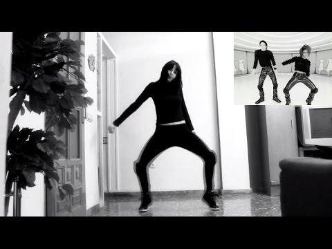 【Michael Jackson】Scream dance part