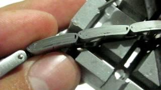 Cómo ajustar tu reloj, quitar pasadores a la pulsera, recortar pulsera metálica reloj