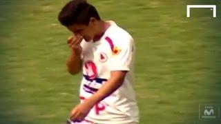 VIDEO: KOUKNĚTE SE !!!  nejhezčí  vlastní gól roku