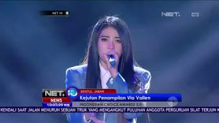 Via Vallen Sukses Ajak Penonton Goyang Di Indonesian Choice Awards Net 10