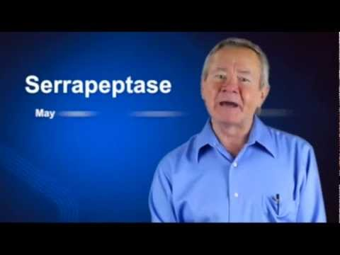 Serrapeptase Enzyme | Serrapeptase The Miracle Enzyme Video