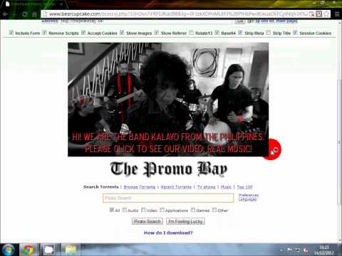 How To Still Access The Pirate Bay
