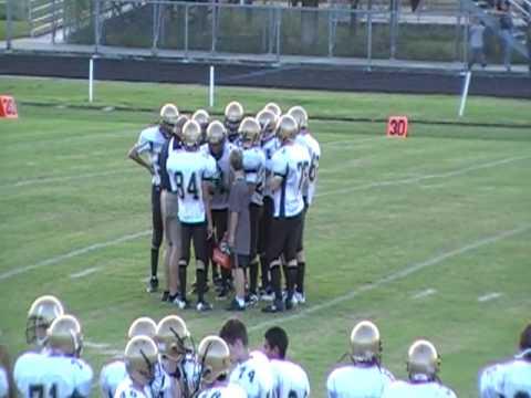 Bishop Moore Catholic High School Freshmen Football 2009 - Fake Punt Converted!!