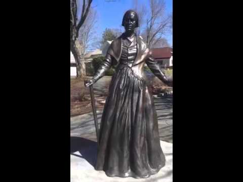 Sojourner Truth Abolitionist and Women's Rights #Northampton #MASS #blackhistory #education #wbhp...