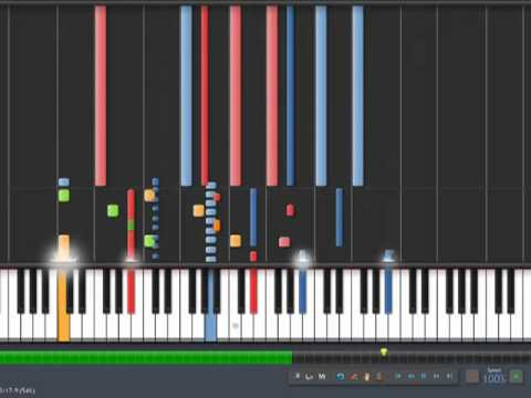 Play Synthesia -black Bible Tema- video
