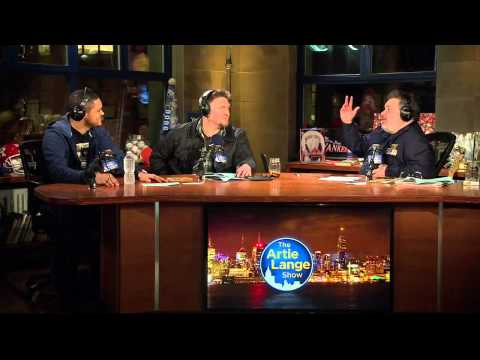 The Artie Lange Show - Trevor Noah (Part #1) - In The Studio