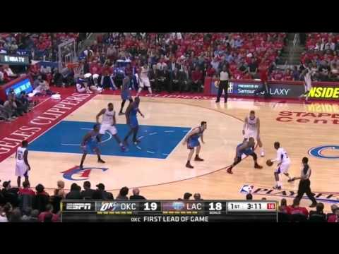 Los Angeles Clippers Horns PNR & Twist