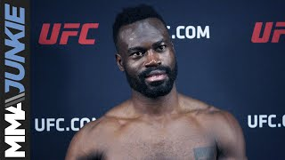 UFC on ESPN+ 16: Uriah Hall full post fight interview