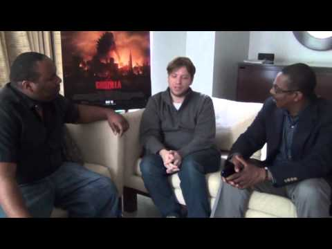 Interview with 'Godzilla' Director Gareth Edwards