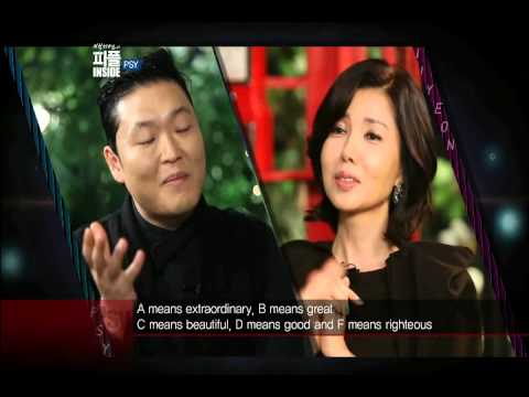 [tvn]paikjiyeon's People Inside - Psy (eng Sub) video