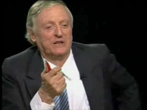 William Buckley on Ayn Rand &amp; Atlas Shrugged
