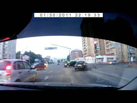Дтп Казань PORSHCE911 и НЕКСИЯ смотреть с 3 минуты
