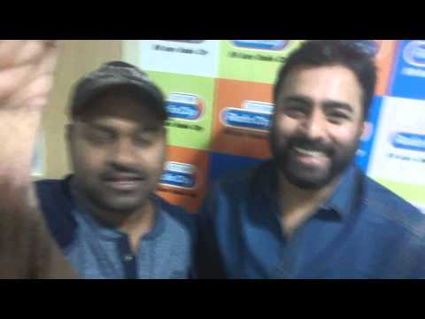 Nara Rohit Reveals Truth About His Girl Friend @Radio City, Hyderabad