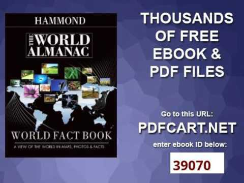 Hammond The World Almanac World Fact Book A View of the World in Maps, Photos, & Facts