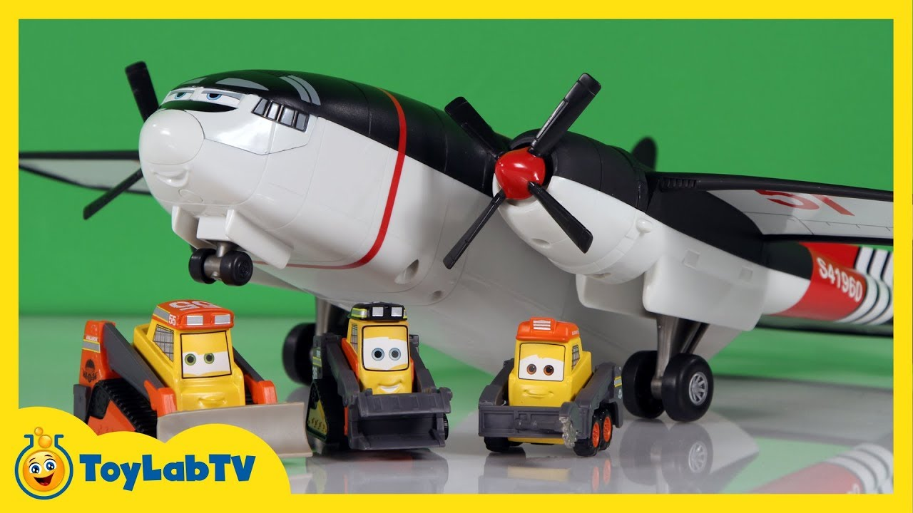 Opening to Planes Fire and Rescue 2014 UK DVD YouTube 1312845 ...
