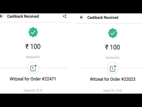 Earn Daily 100 RS Paytm Cash Mobile Money earning game Without investment Live Payment proof