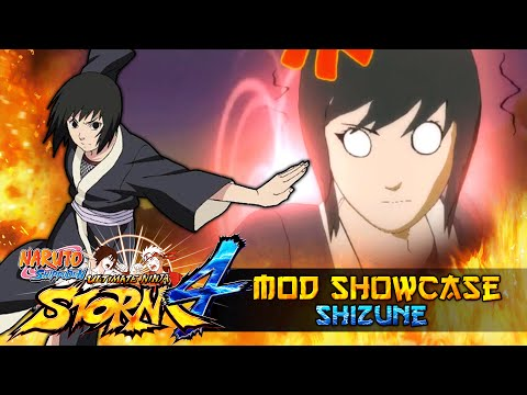 Shizune the 5th Hokages Assistant!!! Naruto Shippuden Ultimate Ninja Storm 4 Mod thumbnail