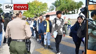 BREAKING NEWS: At least two confirmed dead after US school shooting in LA