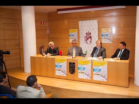 Presentación del I Encuentro de Vehículos Comerciales 2014 de Coslada