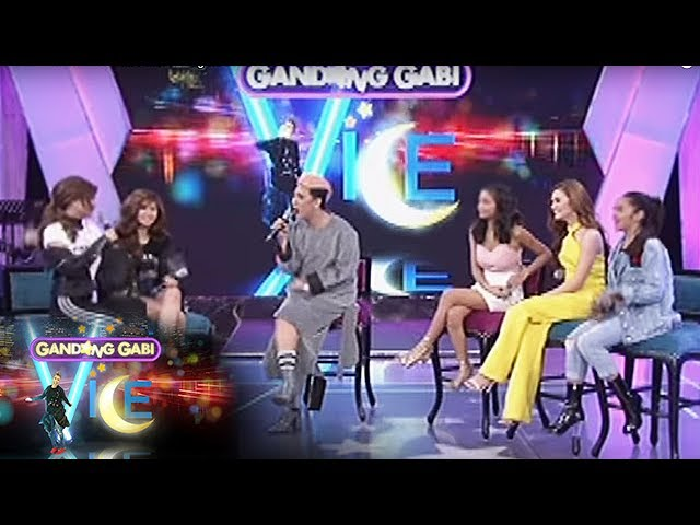 "GGV: ASAP's BFF5 members share their thoughts about the word ""BFF"""