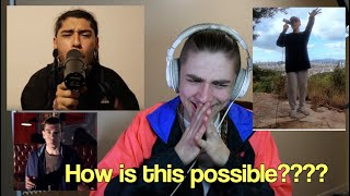 Bass Vocalist Blown Away By Beatboxers AGAIN (Codfish, Tomazacre, Two.H) Beatbox Review #2
