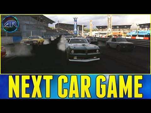 Next Car Game : Wreckfest - CRAZY NASCAR BARREL ROLL!!! (Funny...