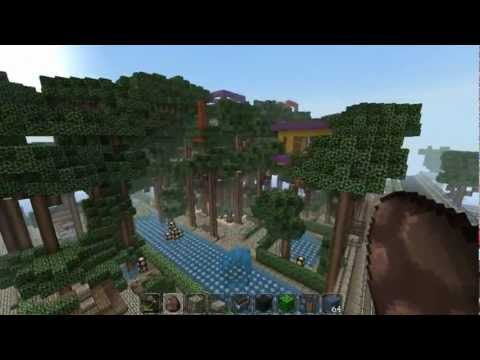 Minecraft 1.2.5 Top 7 Texture Packs [HD] +latest MCPatcher 2.3.5 [Download]