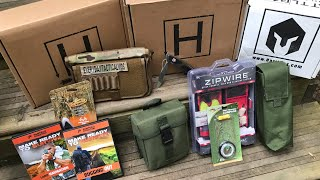 UNBOXING 5 Subscription Boxes & BYE-BYE to Spec Ops FOREVER: BattlBox, Hunt Vault, Spec Ops Global