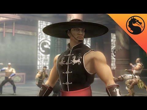 Mortal Kombat Shaolin Monks | Intro