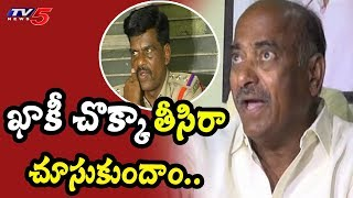 JC Diwakar Reddy Strong Warning To Kadiri CI Gorantla Madhav